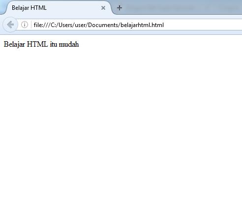 tampil-html-di-browser