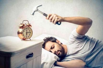 tips agar bisa bangun pagi