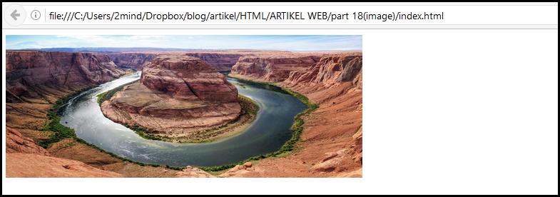 attribute width dan height di html bagian 1
