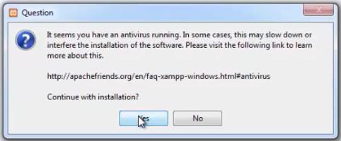 install xampp2